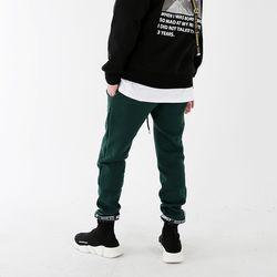 EASY String Pants Deep Green