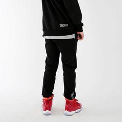 EASY String Pants Black