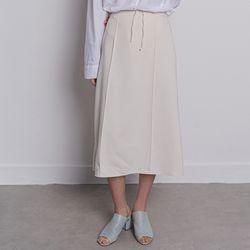 W3327 WJ-jg long skirt ivory