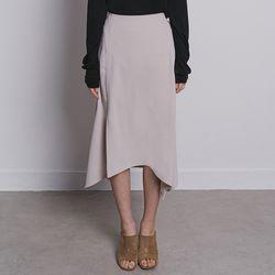 W3327 WJ-rm2 long skirt beige