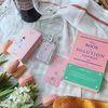 벚꽃에디션 럭키 핑크 세트 (북퍼퓸+메탈스티커+도서)