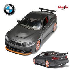 마이스토 1:24 BMW M4 GTS 자동차장난감 키덜트 피규어
