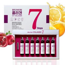 KM뉴트리션 UV 콜라겐 7 (20ml X 7 Vial)