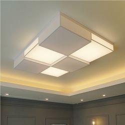 바리솔 6등 색변환 국산 LED 거실등 150W