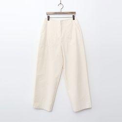 Linda Cotton Wide Pants
