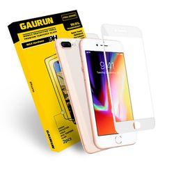 아이폰8+ 7+ 3D 강화유리1매+후면필름1매