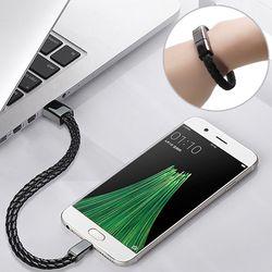 USB C타입 고속충전 팔찌 케이블