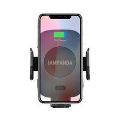 차량용 무선충전 스마트폰 거치대 c-10
