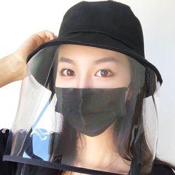 코로나 방역 모자