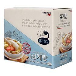 수제 건강 삼계탕(1box)