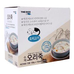 수제 건강 오리죽(1박스)