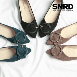 [SNRD] 여성구두 신발 여성단화 샤르망 EL-T101F