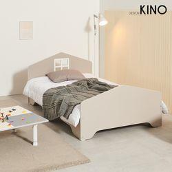 슈에뜨 1층 어린이 침대(플래티넘 매트리스 포함)
