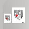 항균탈취 스티커 붙여봄 - 오기사 02 쇼파