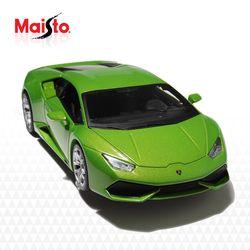 마이스토 1:24 람보르기니 우라칸  자동차장난감 키덜트  Green