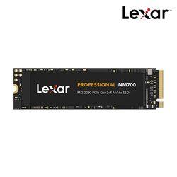 렉사공식판매원 SSD NM700 M.2 2280 NVMe 256GB