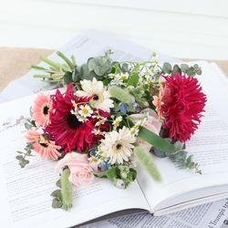 [플플] 19th 소확행 (M) 생화꽃다발