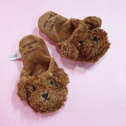 Love Pet Squeaky Toy poodle slipper 토이푸들슬리퍼바스락삑삑
