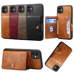 아이폰11 프로 맥스 XR XS 8 7 가죽 카드지갑 케이스