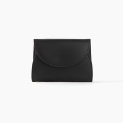 REIMS W022 Cover R Pocket wallet Black