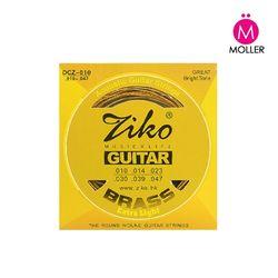 ZIKO 통기타줄 DCZ-010 기타악세사리 어쿠스틱기타