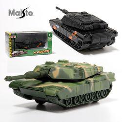 마이스토 1:43 밀리터리 피규어 탱크 지프 의료용밴 블랙 위장