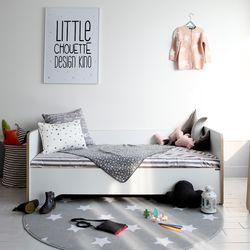 리틀슈에뜨 일반타입 어린이 침대(레토렙 매트 포함)