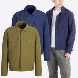 [모니즈] WS 나일론 셔츠자켓