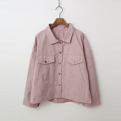Spring Cotton Trucker Jacket