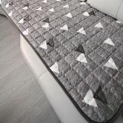 쇼파패드 심포니 4단 65x230 cm 쇼파매트 여름쇼파패드