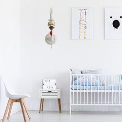 서커스 벽등(LED전구포함)아이방 키즈 조명