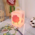 색칠상자 무드등 만들기 패키지 DIY (10인용) 카네이션 2