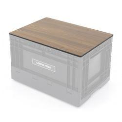 캠퍼필드 오픈도어 캠핑테이블 폴딩박스 포켓상판