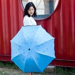 비오면 꽃피는 벚꽃우산 8우산살 블루 CH1567180