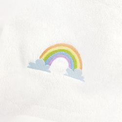 RAINBOW FACE TOWEL 레인보우 페이스 타올