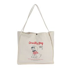 Country Dog eco bag