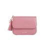 Dijon N301R Round Card Wallet Rose pink