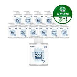 해피홈 SAFE365 겔타입손소독제 500mL 12개