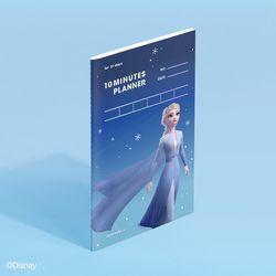 디즈니 텐미닛 플래너 31DAYS - 엘사