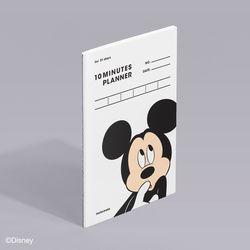 디즈니 텐미닛 플래너 31DAYS - 미키