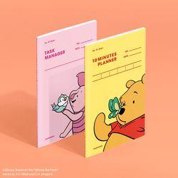 디즈니 텐미닛 태스크 31DAYS - 푸+피글렛
