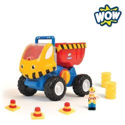 [와우토이즈]두들리 덤프트럭(631W10190)