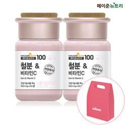 철분&비타민C 선물세트(총 4개월 분)