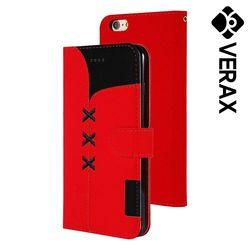 아이폰6S플러스 X라인 카드수납 가죽 케이스 P467
