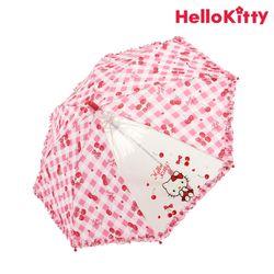 [헬로키티] 47 체리 장우산 JUHKU10019