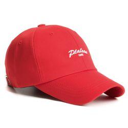 20 J 1982 PLATEAU CAP RED