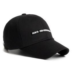 20 PLTN W CAP BLACK