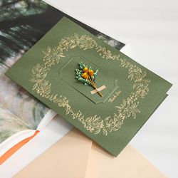 038-SG-0010  플라워 기프트 카드(감사)