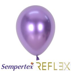 셈퍼텍스 13cm풍선(5인치) 리플렉스 바이올렛 20입