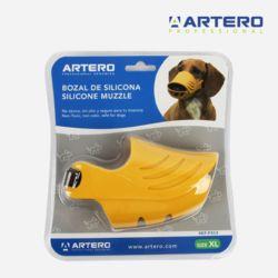 아테로 강아지 실리콘 입마개 XL P353